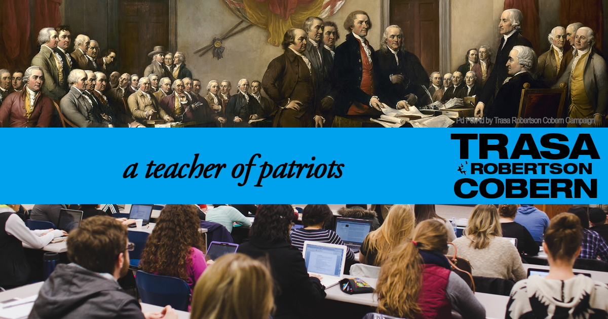 Teaching Patriots