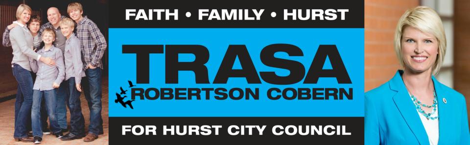 Trasa Robertson Cobern